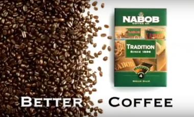 Nabob Coffee Endshot